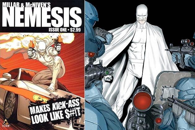 Nemesis: il film passa dalla Fox alla Warner, Carnahan sempre alla regia
