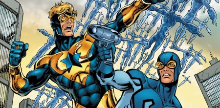 Warner Bros. mette in cantiere film su Booster Gold e Blue Beetle