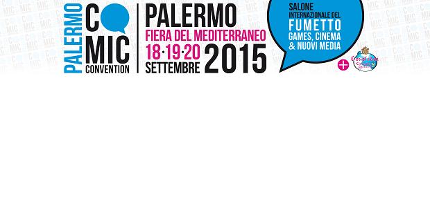 Shockdom sarà presente alla Palermo Comic Convention
