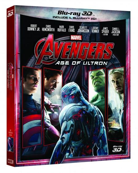 Avengers AOU BD3D