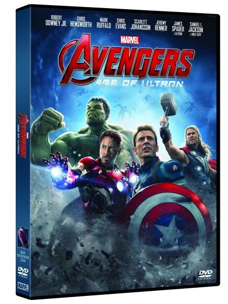 AvengersAOU DVD