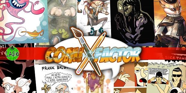 ComiXFactor, il Talent dedicato al fumetto