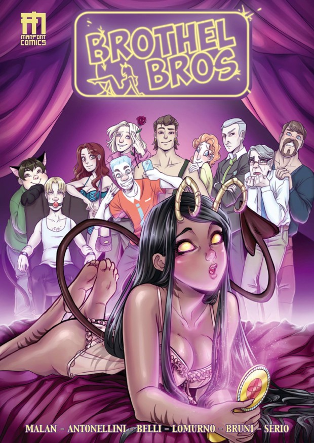 Brothel Bros Cover