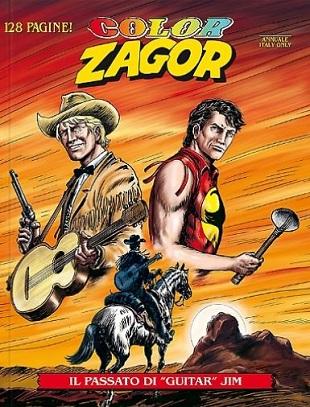 Color Zagor #3: Guitar Jim e il suo passato a colori