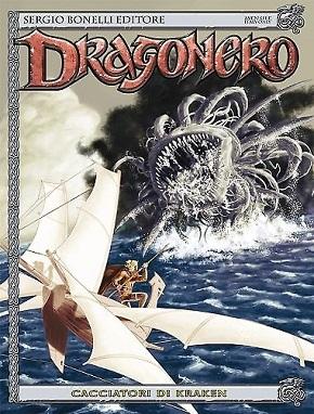 Dragonero #28 – Cacciatori di Kraken (Vietti, Rizzato)