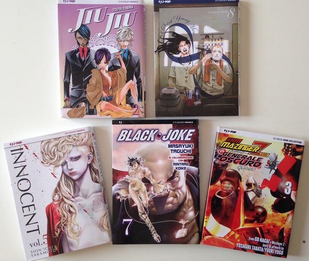 Uscite J-Pop e GP Manga del 16 settembre