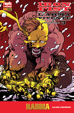 Iron Fist 3 cover