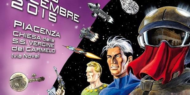 Festival del Fumetto di Piacenza – dicembre 2015