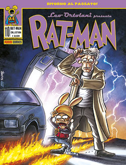 Rat-Man Collection #110 (Leo Ortolani)