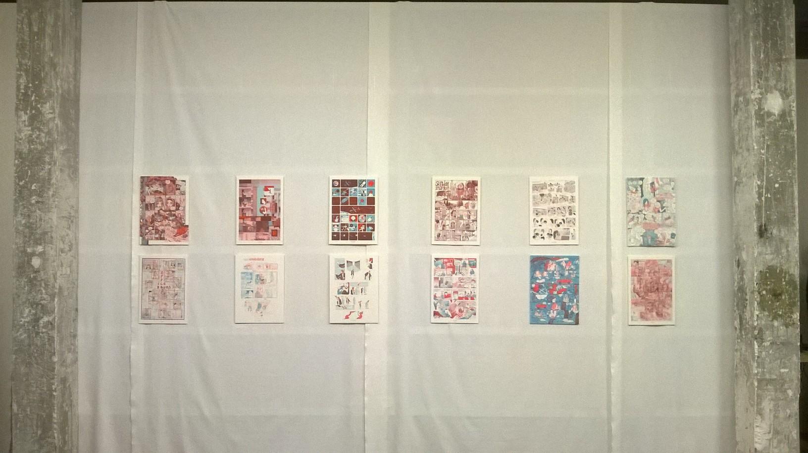 Sunday: la mostra di Delebile a Treviso al TCBF 2015