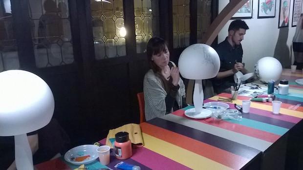 La Custom Night del TCBF: artigiani 2.0 e Gusto Robusto