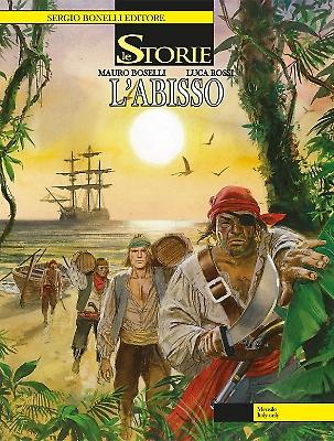 L'Abisso: i pirati di Mauro Boselli e Luca Rossi