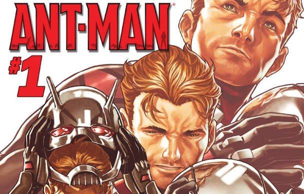 Ant-Man #1 (Spencer, Rosanas)