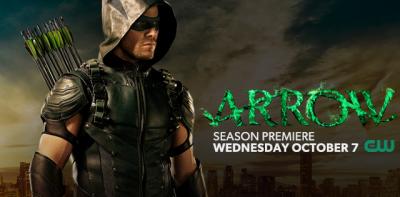 Arrow: trailer quarta stagione