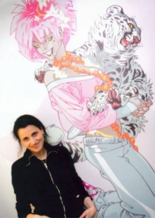 Claire Wendling e Onofrio Catacchio a Lucca Comics