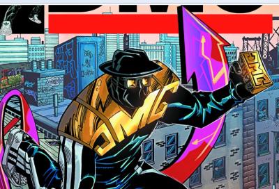 Il graphic novel DMC sbarca sul grande schermo