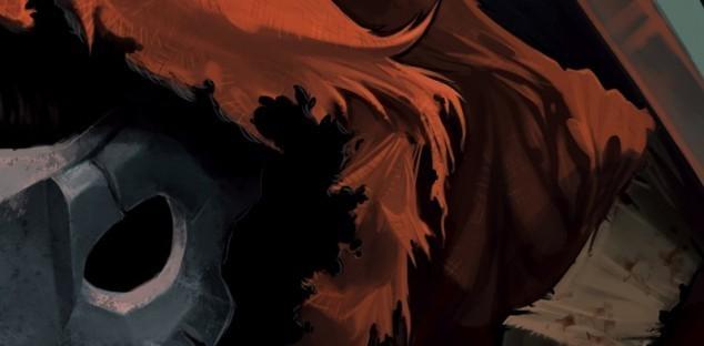 """""""La Maschera della Morte Rossa"""", fiaba gotica a fumetti"""
