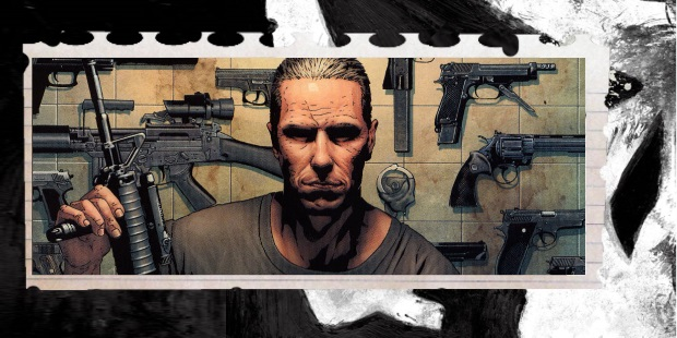 Garth Ennis – Punisher: Frank Castle Anno Uno
