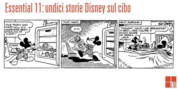 Essential 11: undici storie Disney sul cibo
