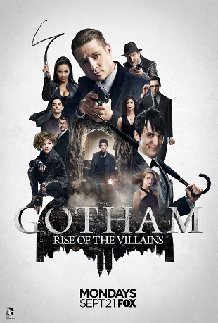 Gotham 2x01: Damned If You Do