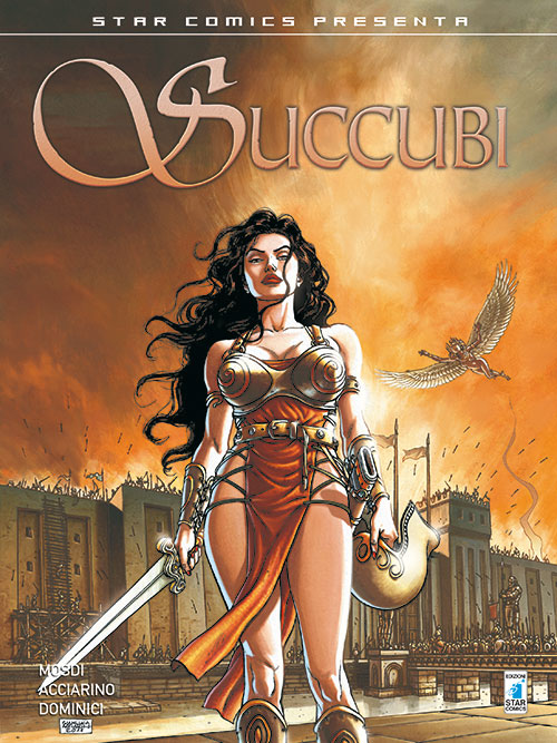 Star Comics Presenta: Succubi #2