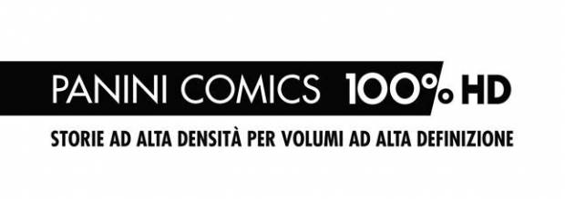 Parte la collana Panini Comics 100% HD