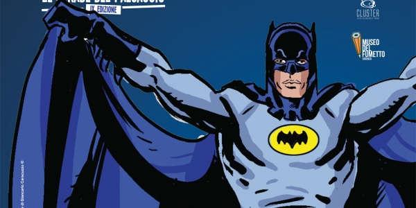 Le strade del paesaggio 2015 celebra Batman