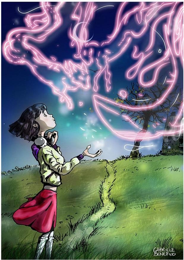 """Concorso Nazionale """"Un Graphic Novel per Mom&Woman"""""""