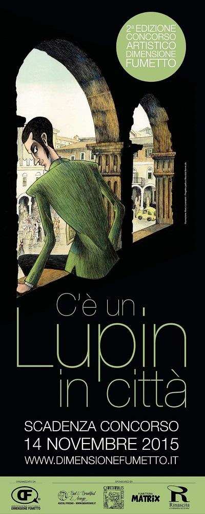 """Crowdfounding per """"C'è un Lupin in città"""""""