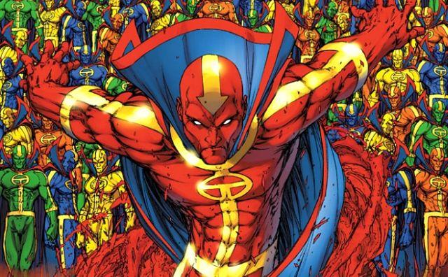 Supergirl: prima immagine di Red Tornado