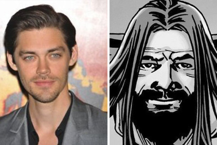 The Walking Dead: Tom Payne è Jesus