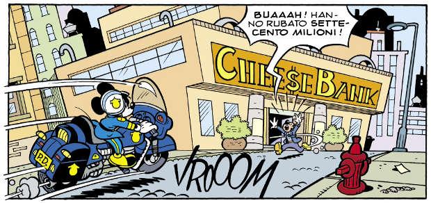 In divisa - Topolino #3121 (AA.VV.)