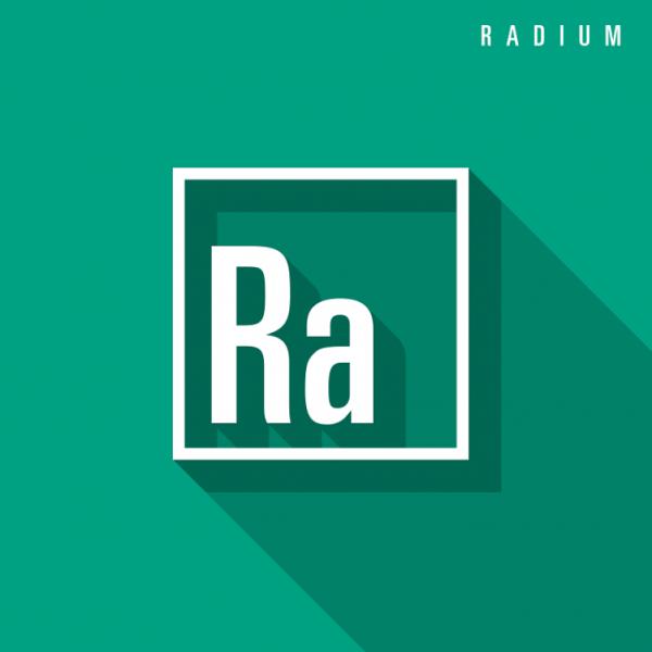 Il progetto Atomico si trasforma in  Radium