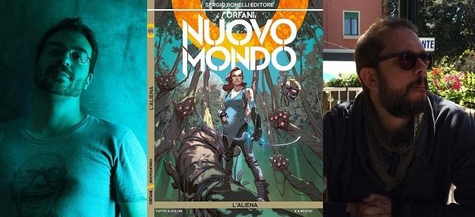 Cronache dal Nuovo Mondo: Luca Vanzella e Mauro Uzzeo
