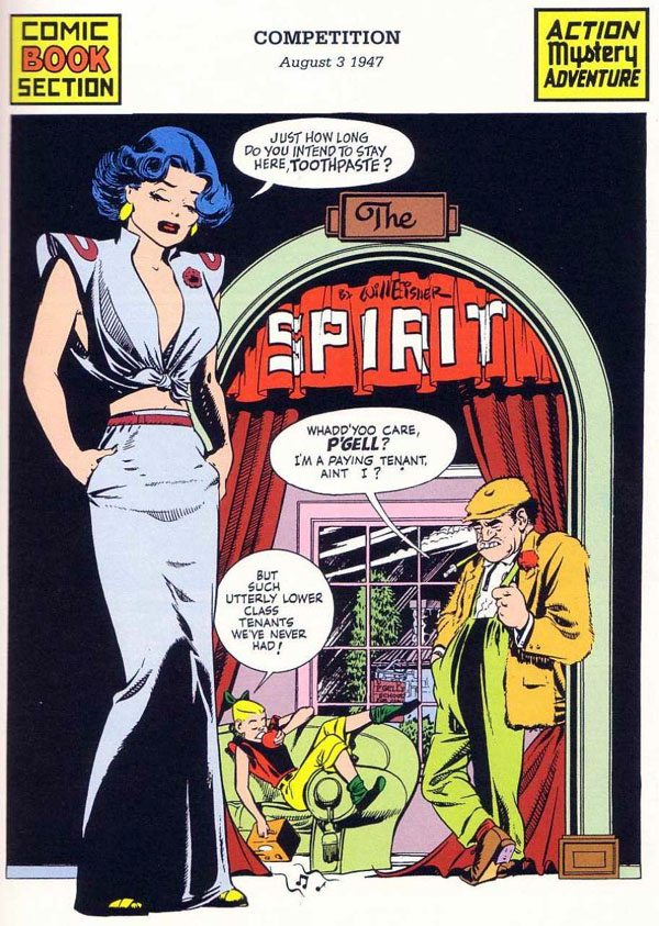 1947-08-03-Spirit-cover-2116396-the_spirit__competition__375___page_1_Approfondimenti