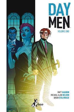 Day Men Vol. 1: un mare di sangue ti sommergerà.