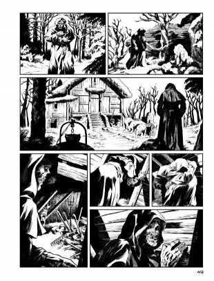 I maestri dell'orrore: Frankenstein, confronto con un'icona