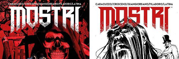 I Mostri a Lucca Comics & Gamesfront