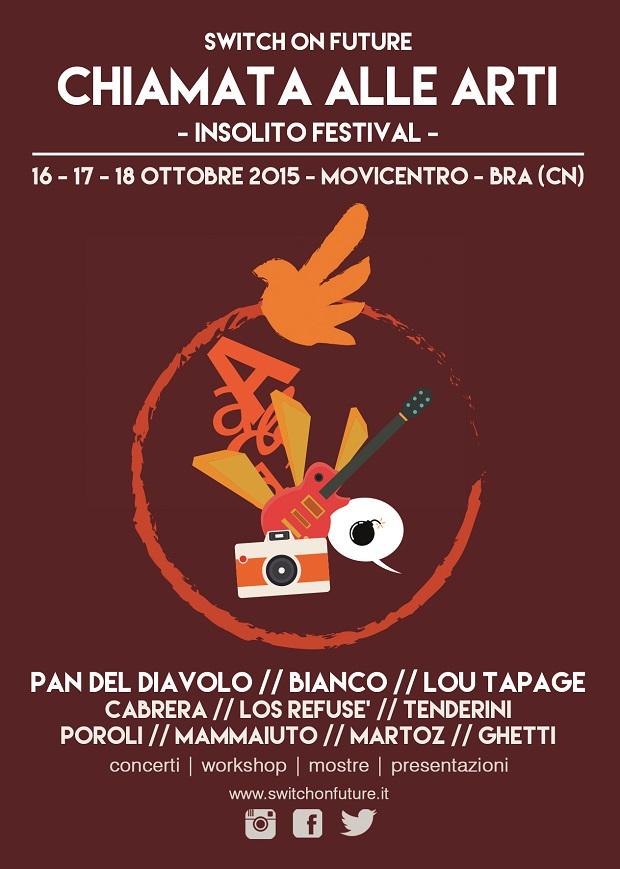 Chiamata alle Arti - Insolito Festival