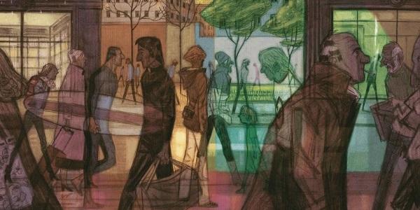 """""""Gli equinozi"""": il nuovo graphic novel di Cyril Pedrosa"""