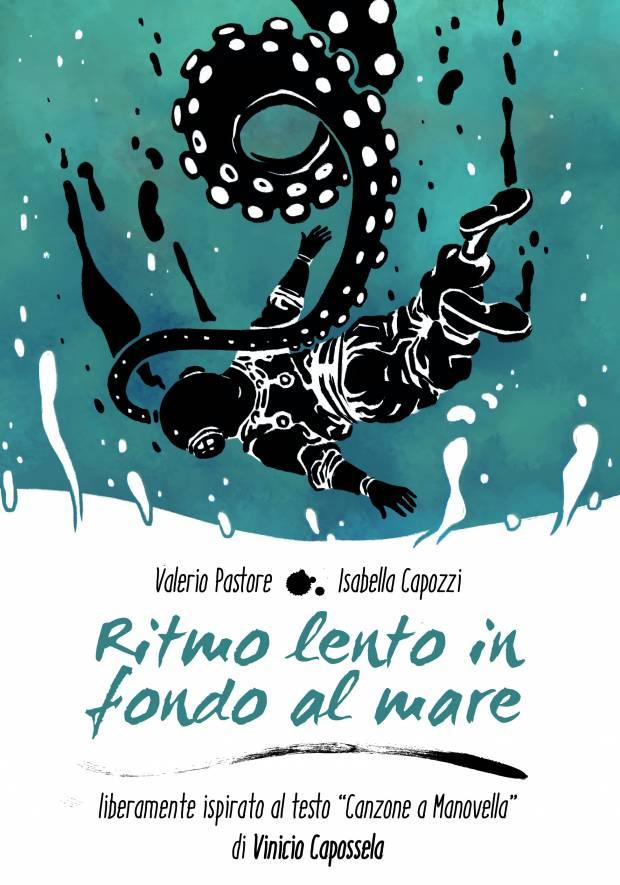 RITMO LENTO IN FONDO AL MARE COVER STAMPA-