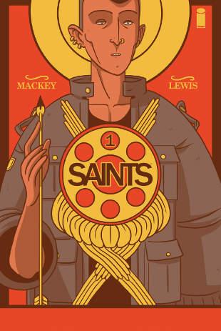 Saints #1 (Lewis, Mackey)
