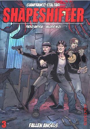 """A Lucca Comics arriva """"Shapeshifter 3: Fallen Angels"""""""