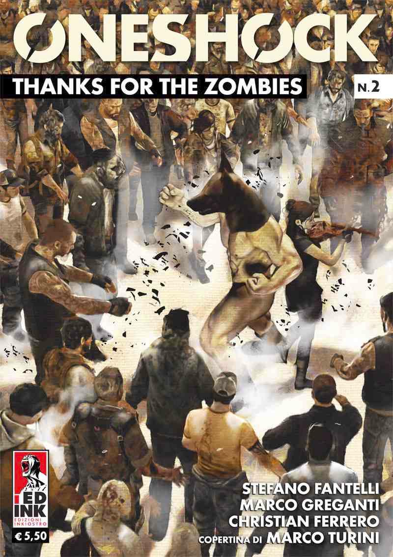 Le novità Edizioni Inkiostro a Lucca Comics & Games 2015