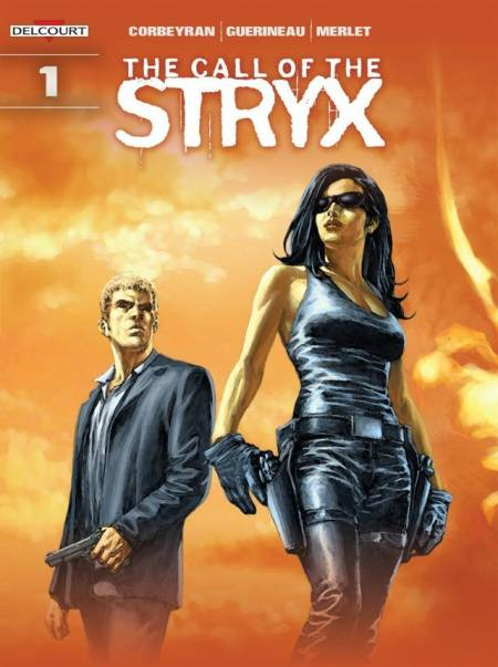 Graphic novel The Call Of The Stryx diventa serie Tv
