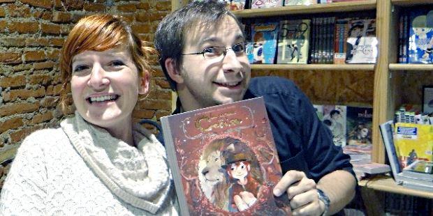 I diari di Cerise: intervista alla coppia di autori