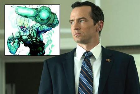 Gotham: Nathan Darrow nel cast come Mr. Freeze