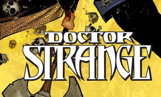 Doctor Strange #1 (Aaron, Bachalo)