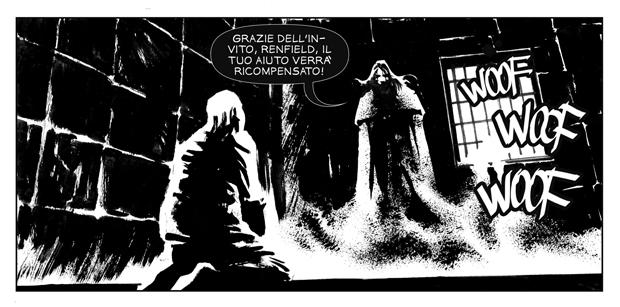 Dracula a fumetti, la capacità di rendere tangibile il Male