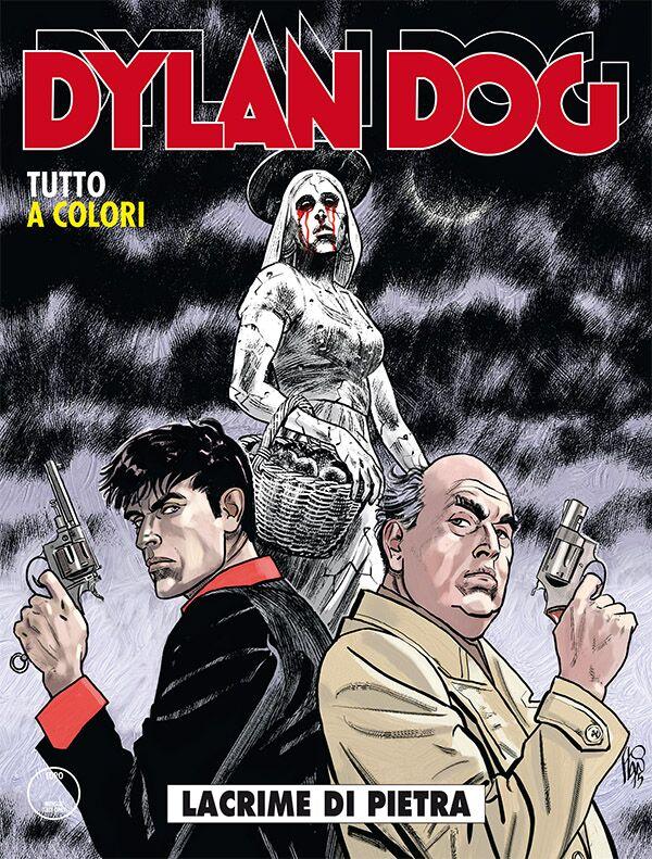 Un numero tutto a colori per Dylan Dog #350